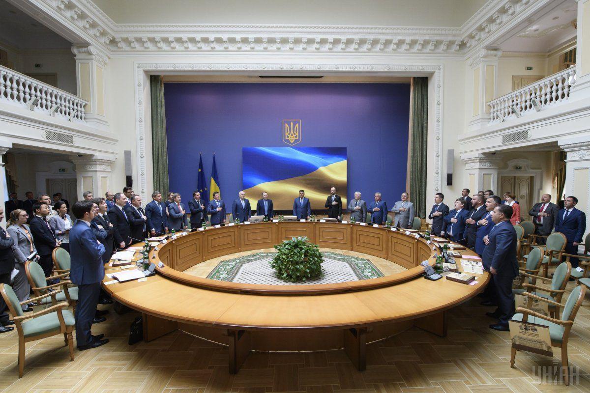 Уряд Гройсмана погасить борги по зарплаті шахтарям / фото УНІАН