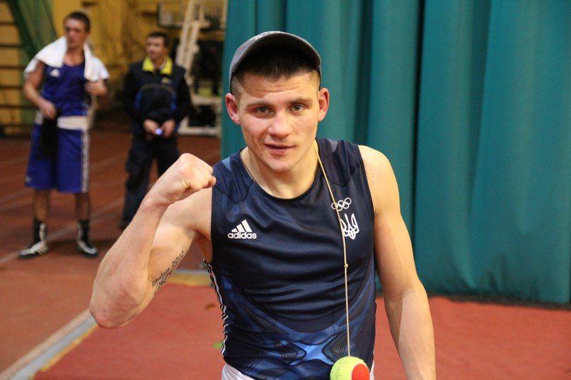 Беринчик готовится провести бой в сентябре в Киеве / XSPORT.ua