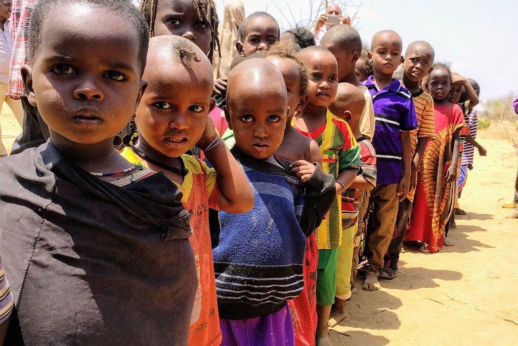 Изменение климата грозит успехув борьбе с голодом / фото ООН