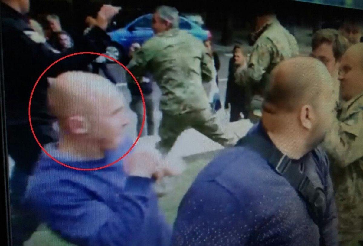 Схвачен очередной подозреваемый вбеспорядках 9мая вДнепре