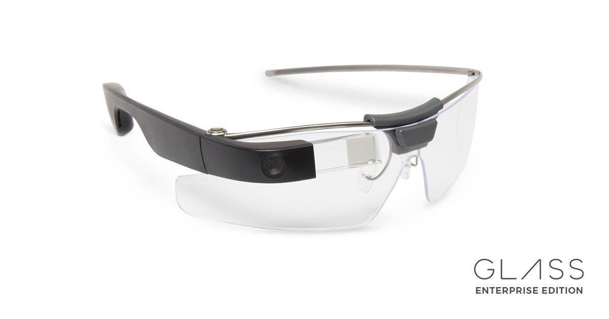Представлено друге покоління Google Glass