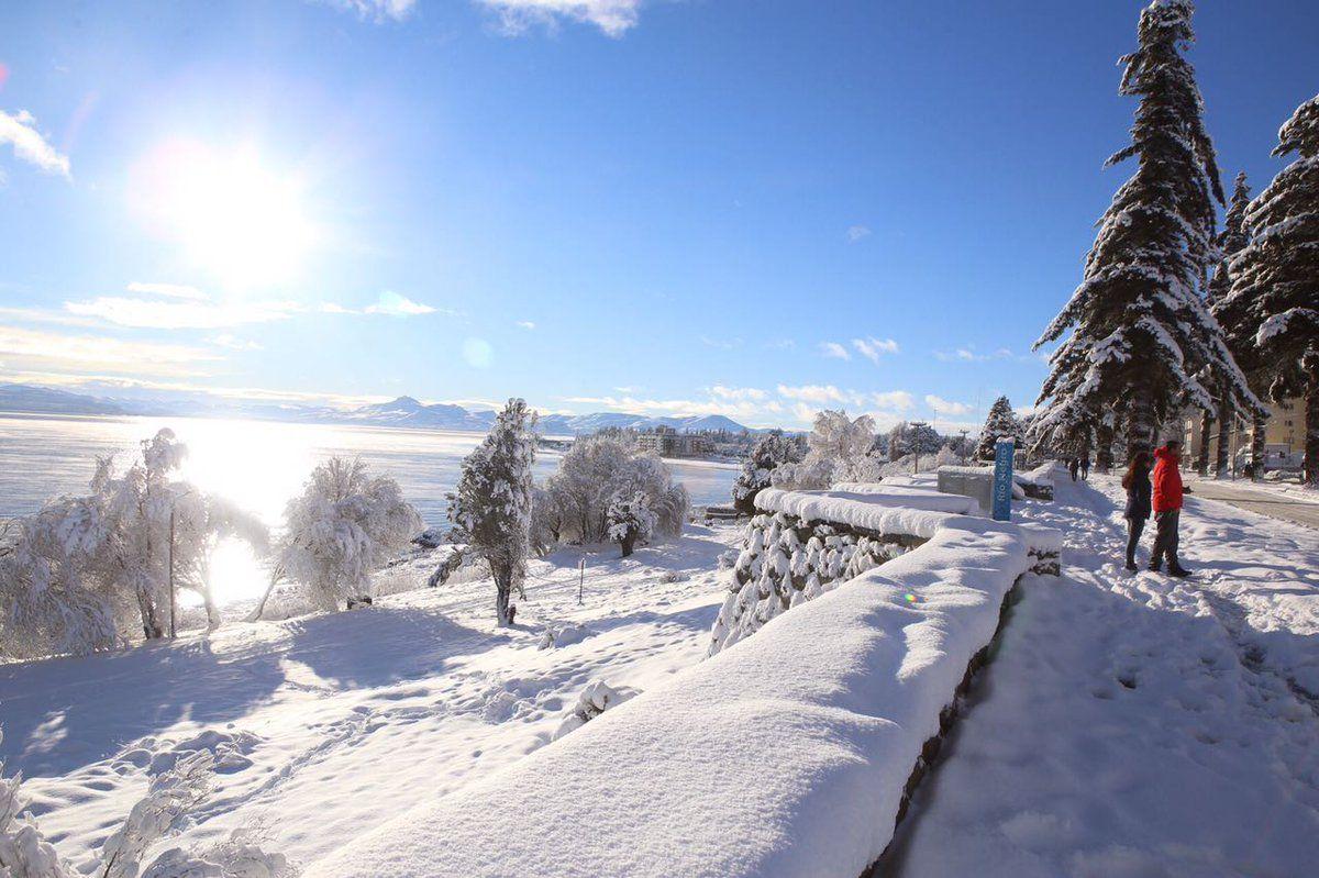 Снігопад в Аргентині / twitter.com @lfsur