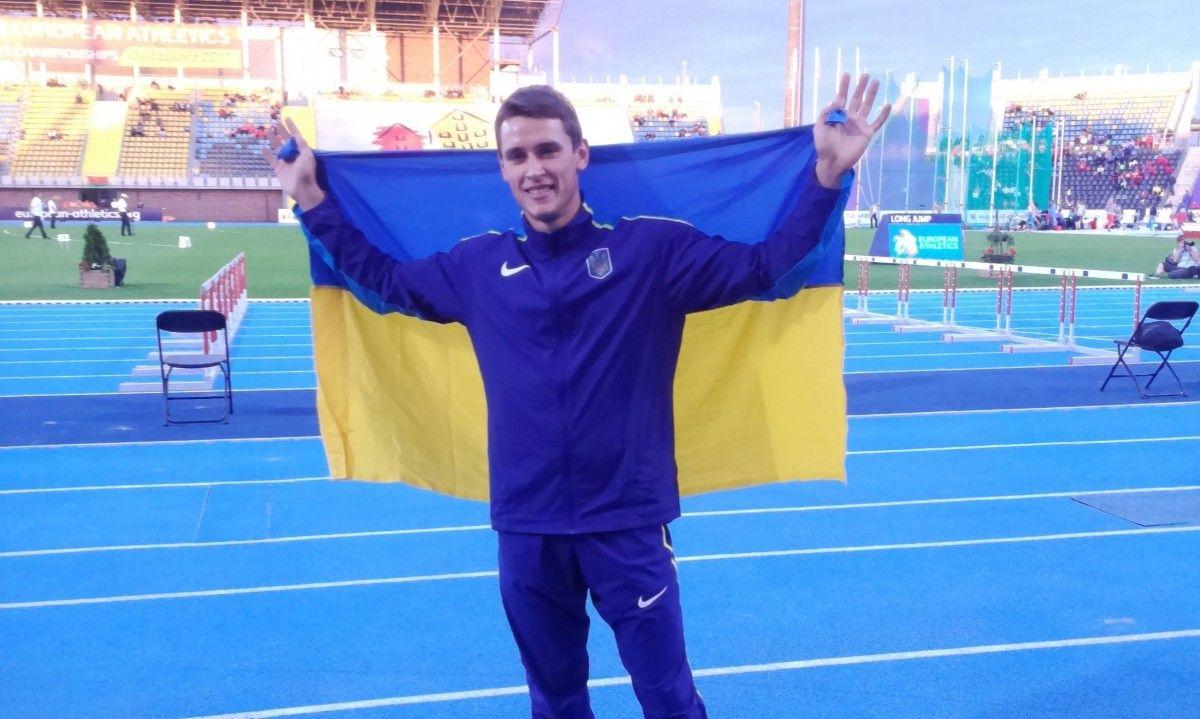 Два спортсмени з Житомирщини здобули призові місця на Чемпіонаті Європи з легкої атлетики