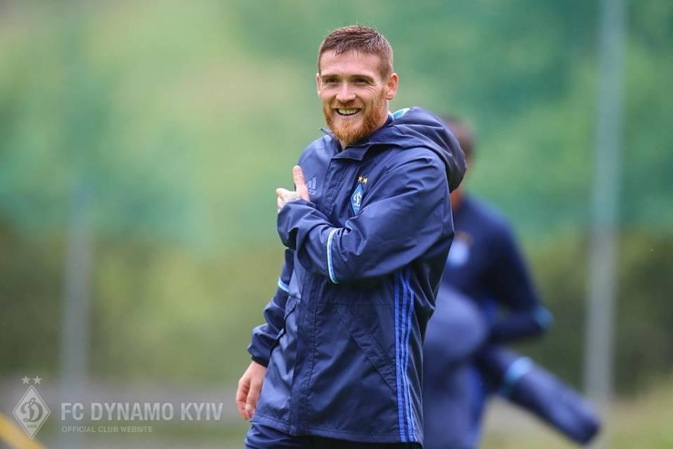 Антунеш получил шанс сыграть на ЧМ-2018/ fcdynamo.kiev.ua