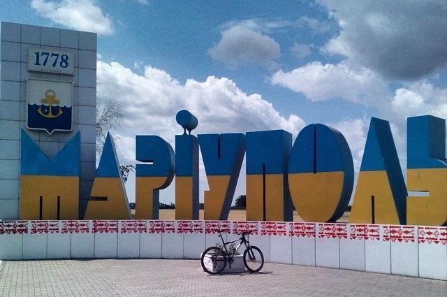 По информации в соцсетях, Мариуполь содрогается от мощных взрывов / фото Begemot.media