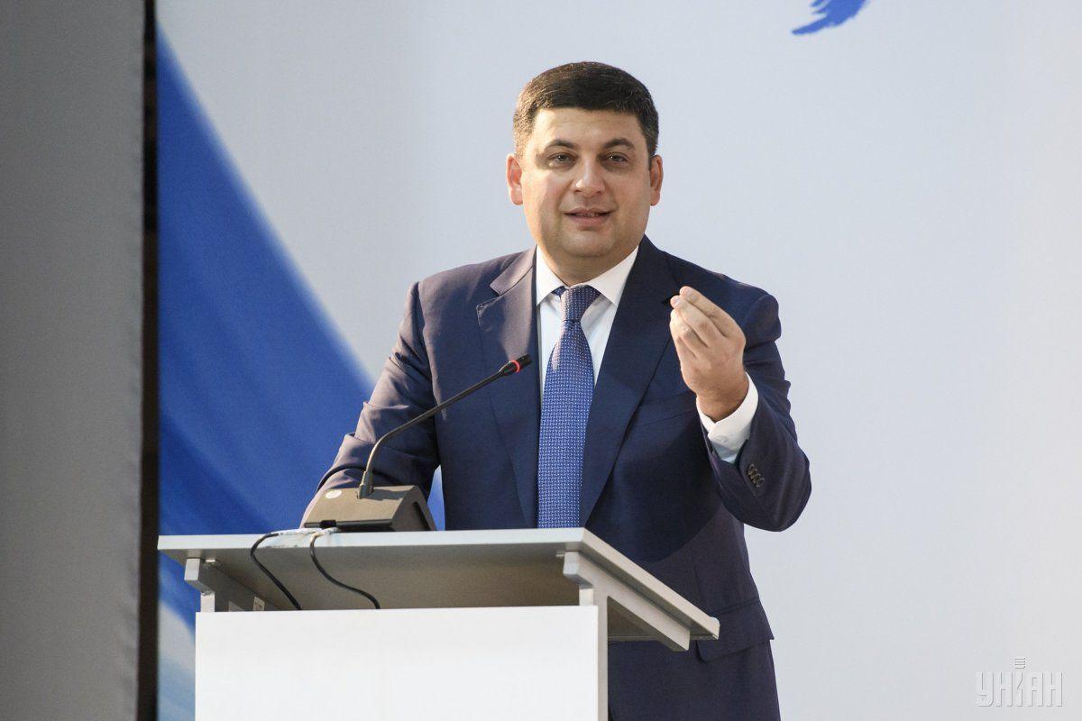 Прем'єр висловився проти необдуманого податку на виведення капіталу / фото УНІАН