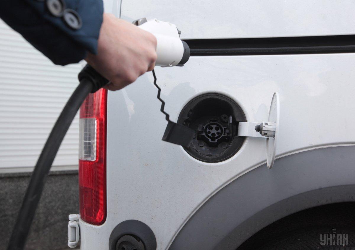 Продажи электромобилей в Украине выросли на 69% / фото УНИАН