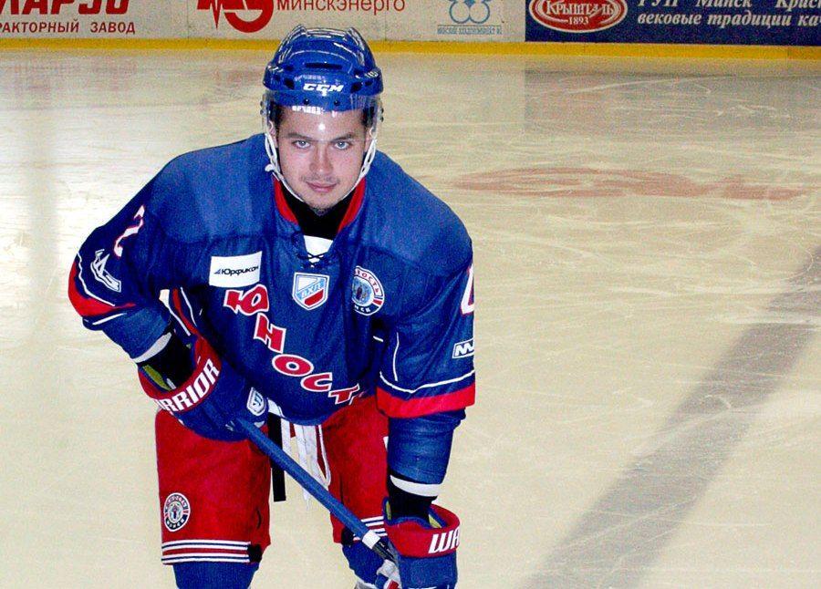 Кирющенков вернулся в Беларусь после года выступлений в УХЛ / junost.org