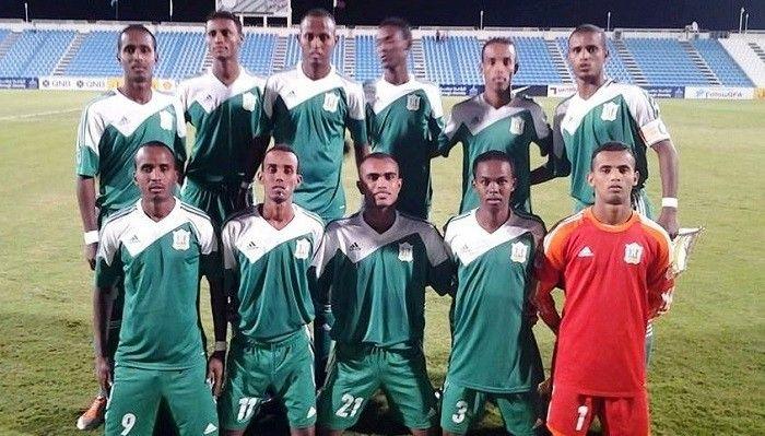 Сборная Джибути пофутболу расформирована из-за низких результатов— FDF