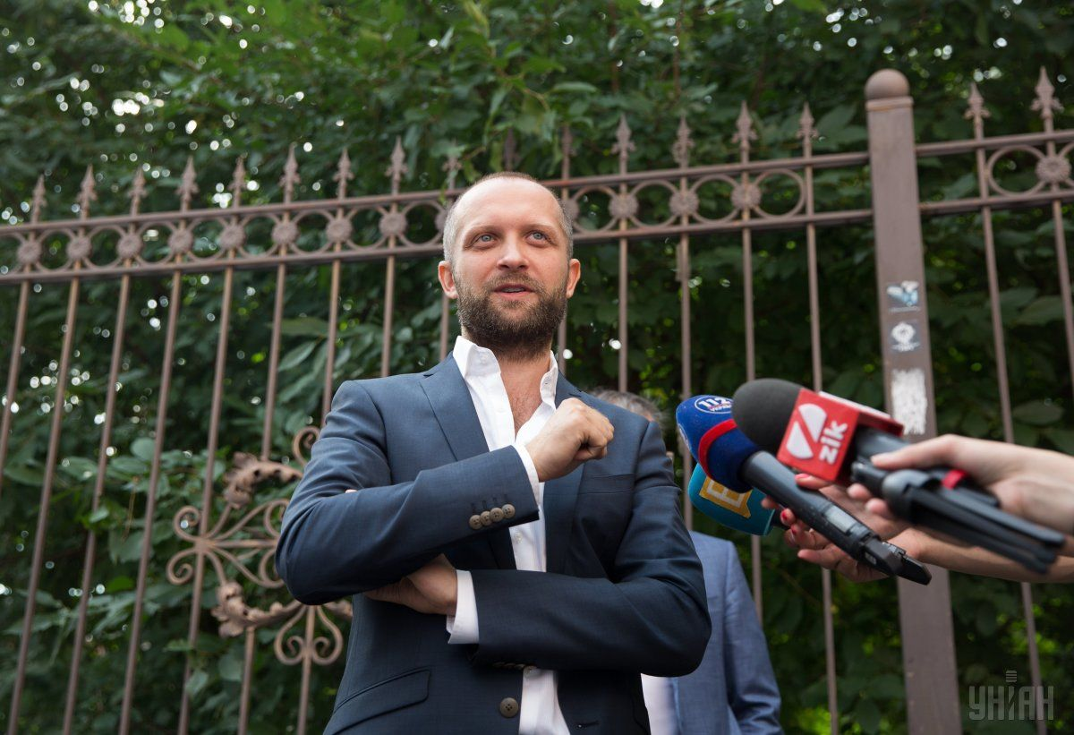 Поляков объявил о«фантастическом компромате» наСытника