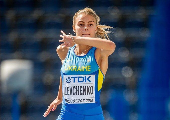 Левченко установила новый личный рекорд на этапе Бриллиантовой лиги / xsport.ua