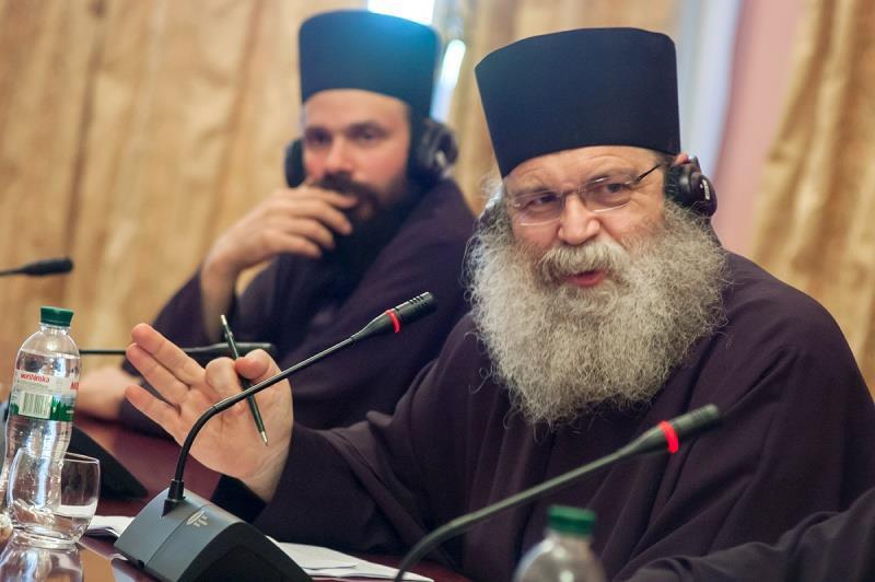 Афонские монахи: война на востоке Украины закончится, когда на это будет воля Божья / Открытый православный университет святой Софии-Премудрости
