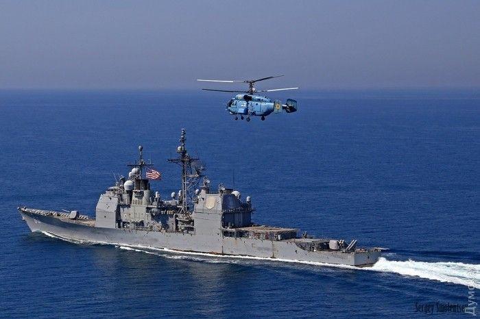 """В Одесі завершилися міжнародні військово-морські навчання """"Сі Бриз-2017"""""""