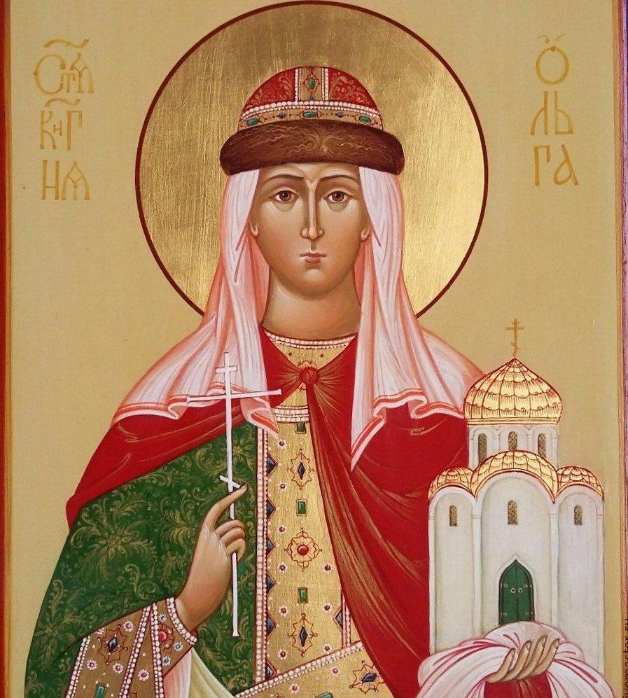 24 июля – день памяти святой равноапостольной княгини Ольги  05d13e6309099