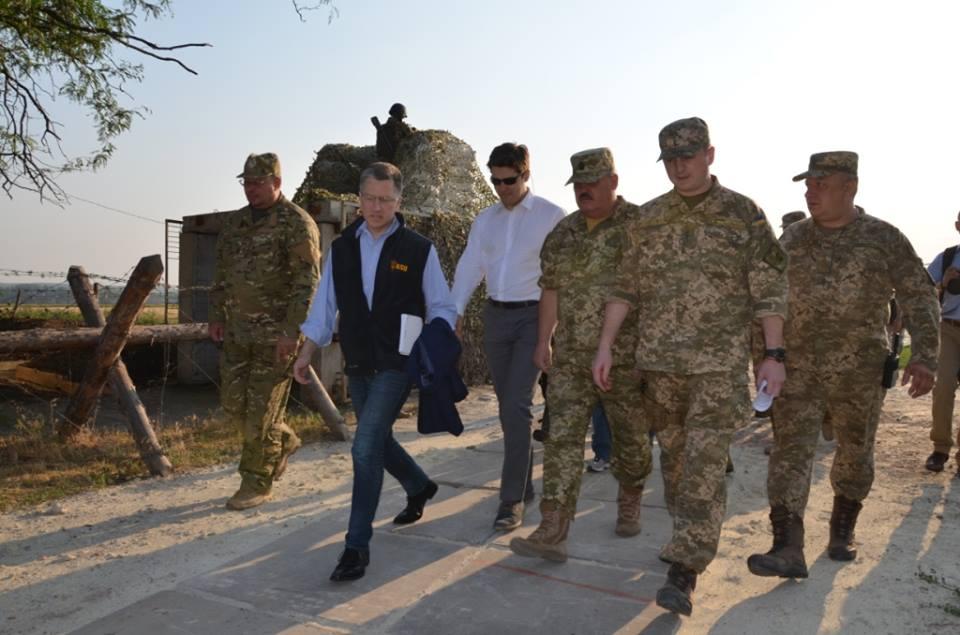 Стороны обсудят ситуацию в сфере безопасности на Донбассе \ facebook.com/ato.news