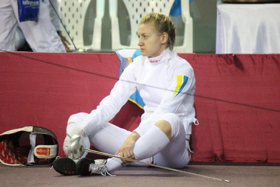 Кривицька завоювала бронзу чемпіонату світу з фехтування на шпагах