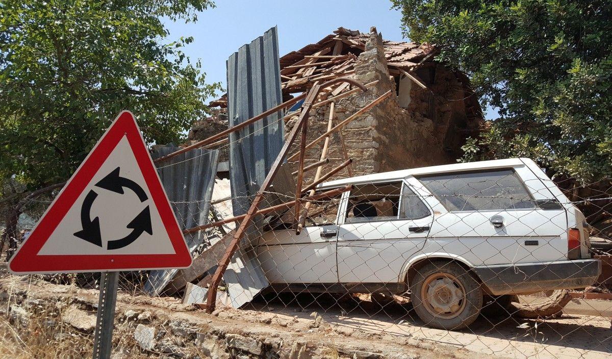 Наслідки землетрусу в Туреччині / Reuters