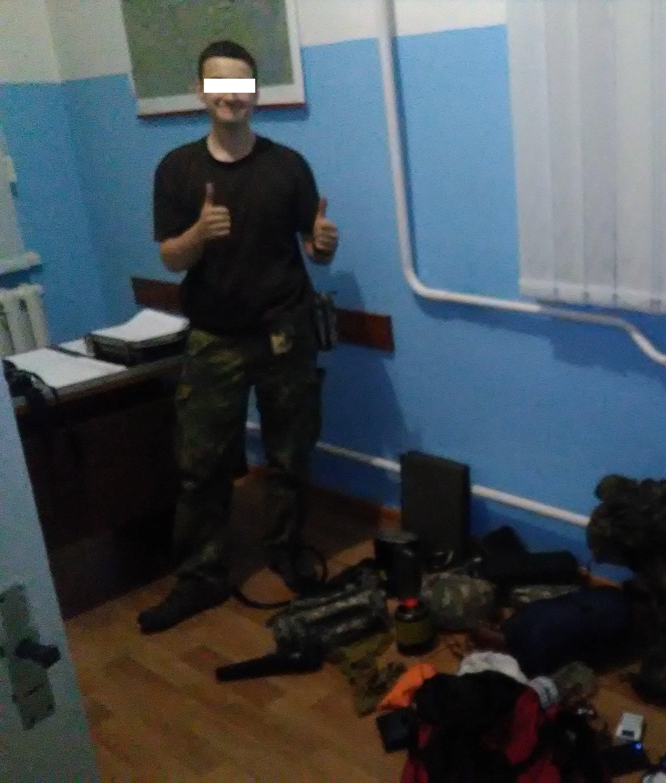 фото прес-служби Житомирського загону Північного регіонального управління Держприкордонслужби України