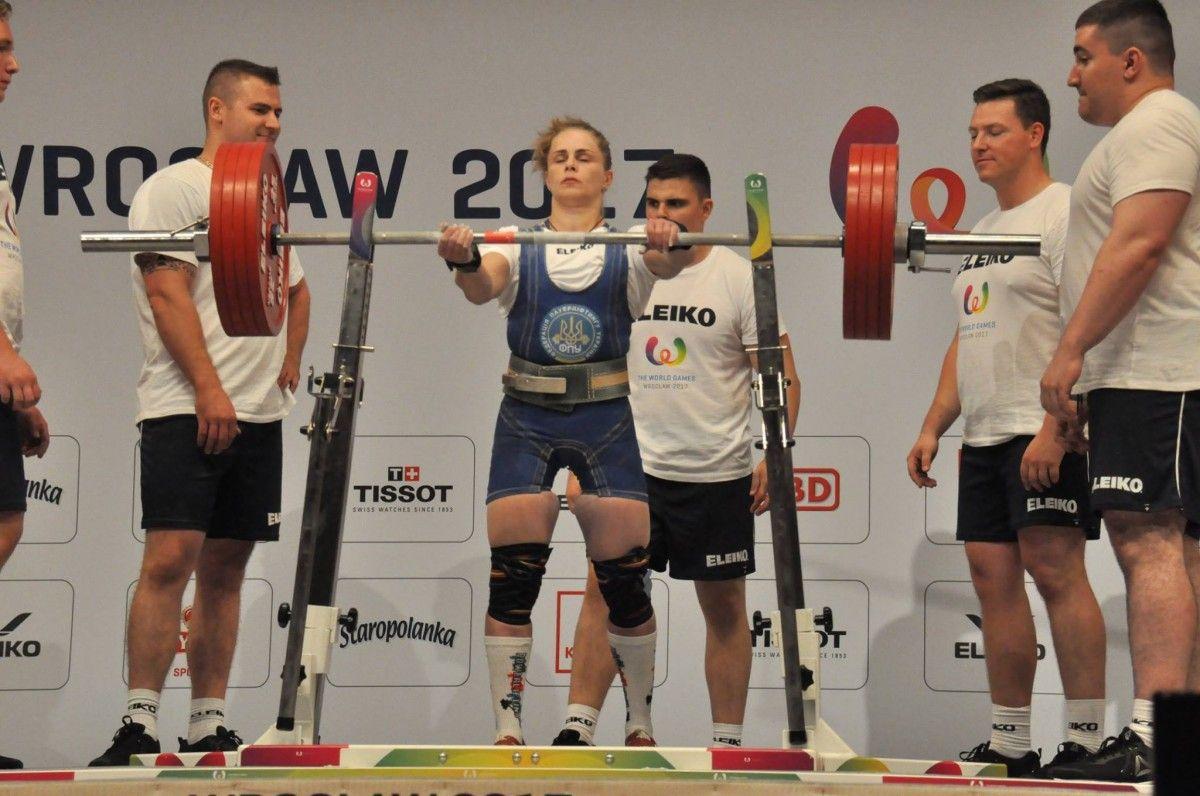 Колосальний результат українки Лариси Соловйової на Всесвітніх Іграх: новий рекорд