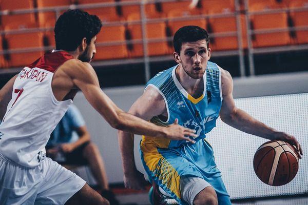 Михайлюк набирал в среднем 20,4 очка за матч / fbu.ua