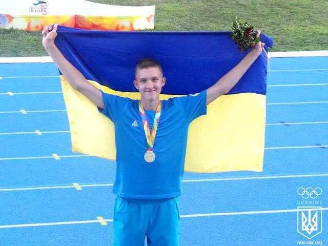 Бердичівлянин отримав срібну медаль чемпіонату Європи U20 з легкої атлетики