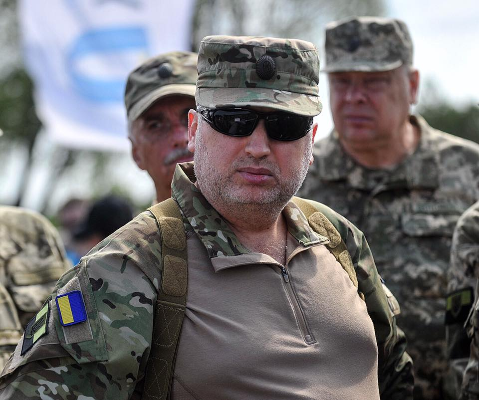 Турчинов звернувся ди директора