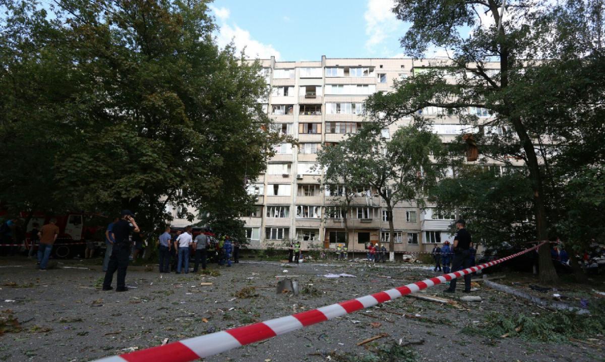 Причины взрыва устанавливаются ' twitter.com/radiosvoboda