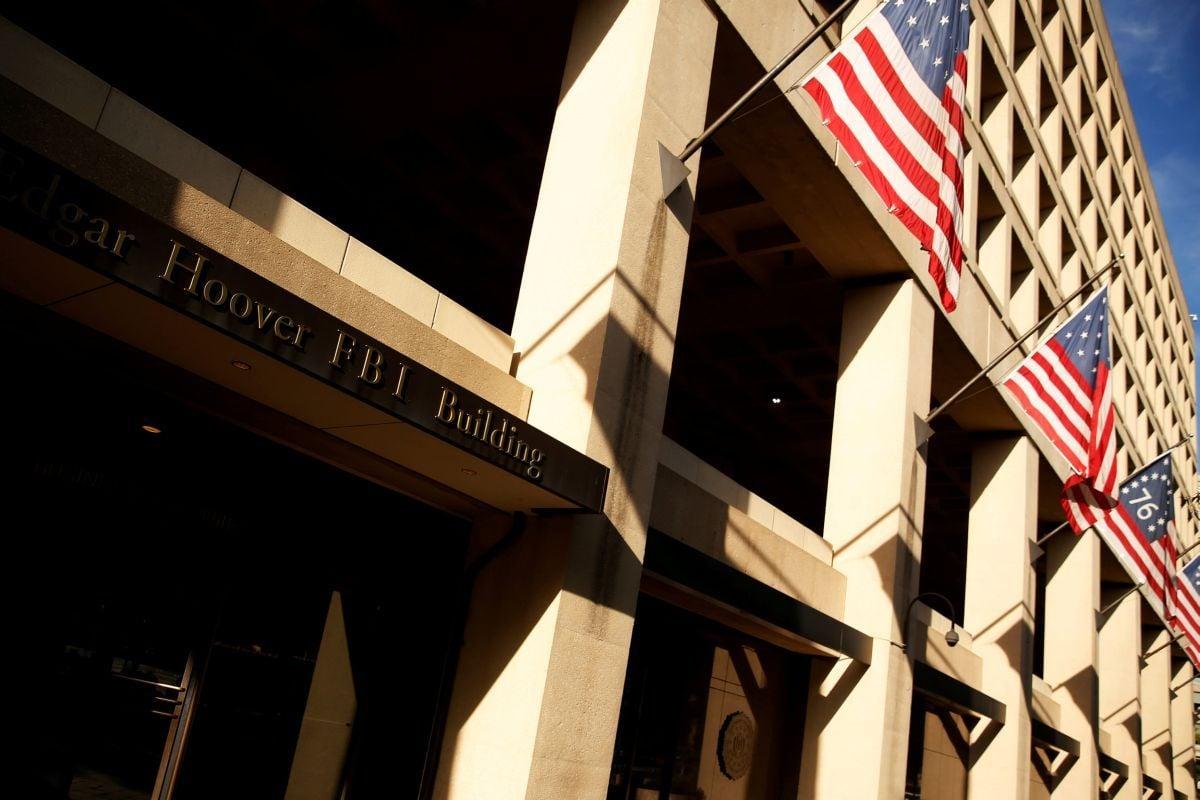 ФБР обеспокоено возможными вспышками насилия перединаугурациейБайдена \ фото REUTERS