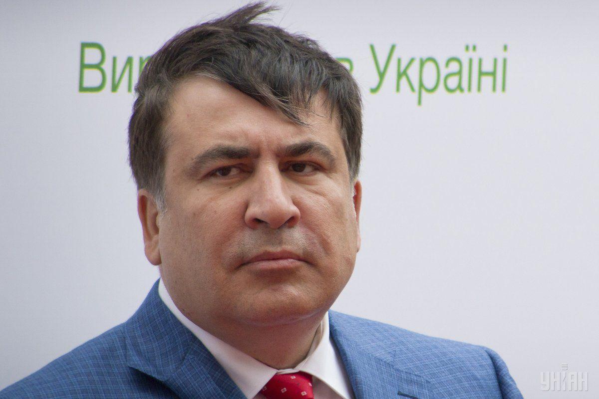 Міхеіл Саакашвілі Михеил Саакашвили / фото УНИАН