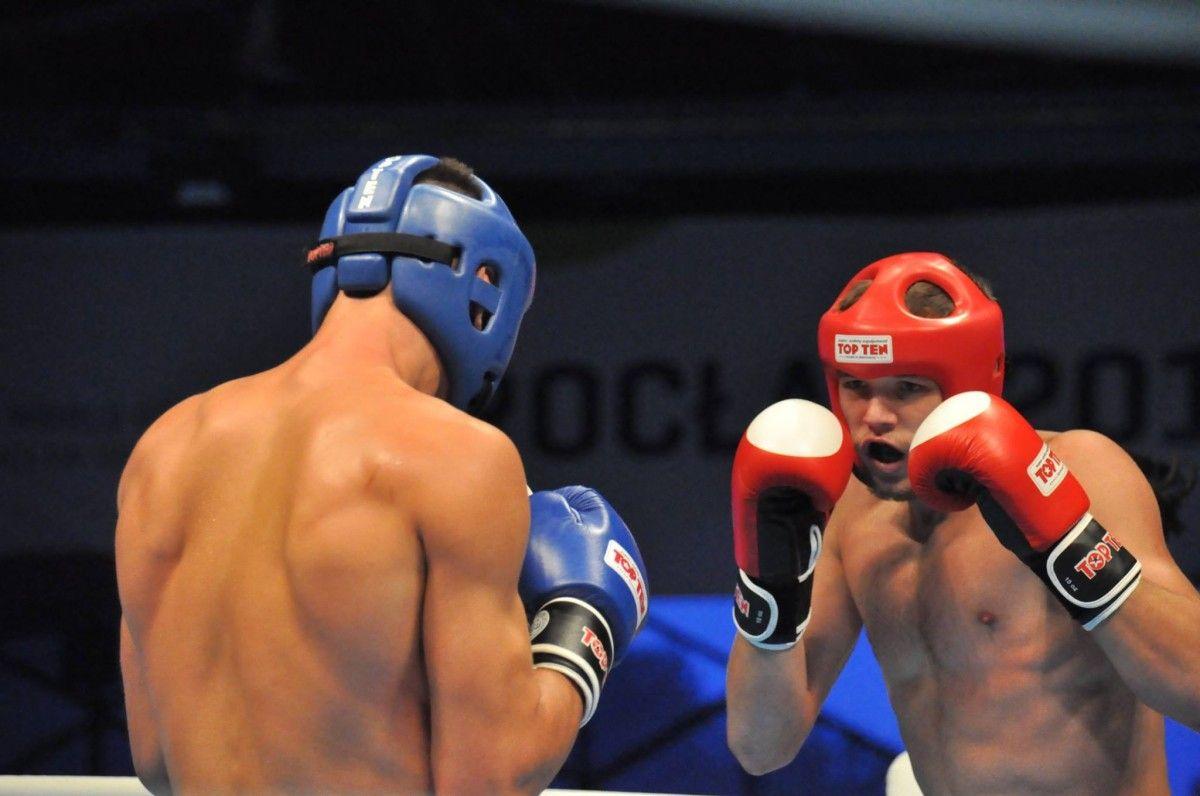 Українець Віталій Дубина став чемпіоном Всесвітніх Ігор у кікбоксингу