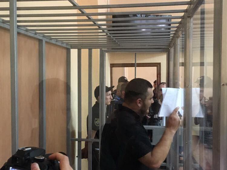 Подозреваемых в стрельбе в Днепре взяли под стражу / фото facebook.com/UA.National.Police