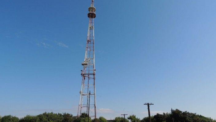 Новая телевышка будет высотой 150 метров / / Informator.media