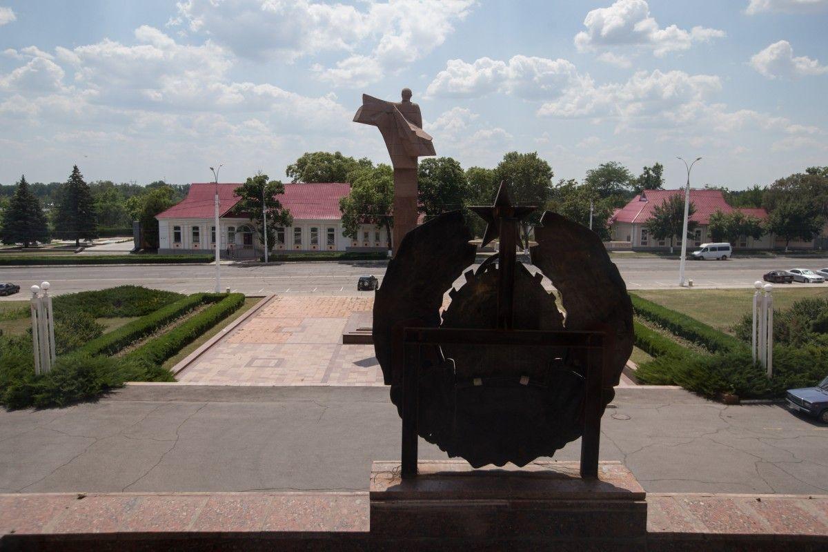 """Тука отметил, что новый куратор боевиков ранее занимался вопросом """"ПМР"""" / фото УНИАН"""