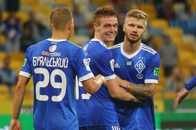 Претензия «Динамо» наматчи Лиги чемпионов с«Янг Бойз»