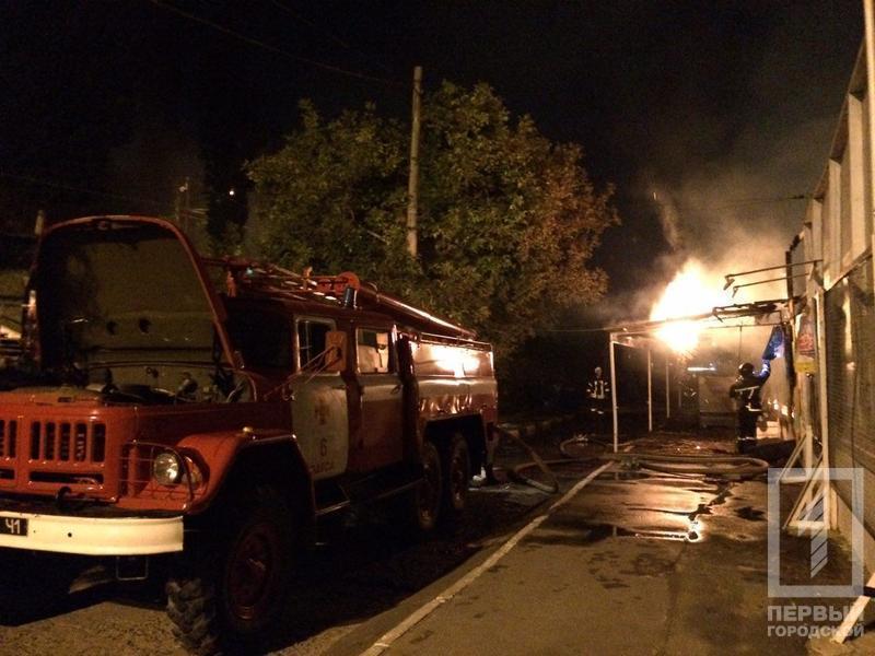 Пожар уничтожил ночной клуб наберегу Одессы