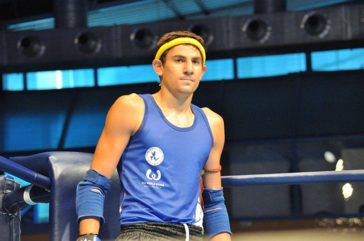 Українець Василь Сорокін здобув срібло Всесвітніх Ігор у таїландському боксі