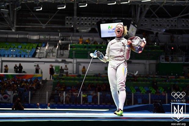 Харлан завоевала серебро чемпионата Европы-2018/ noc-ukr.org