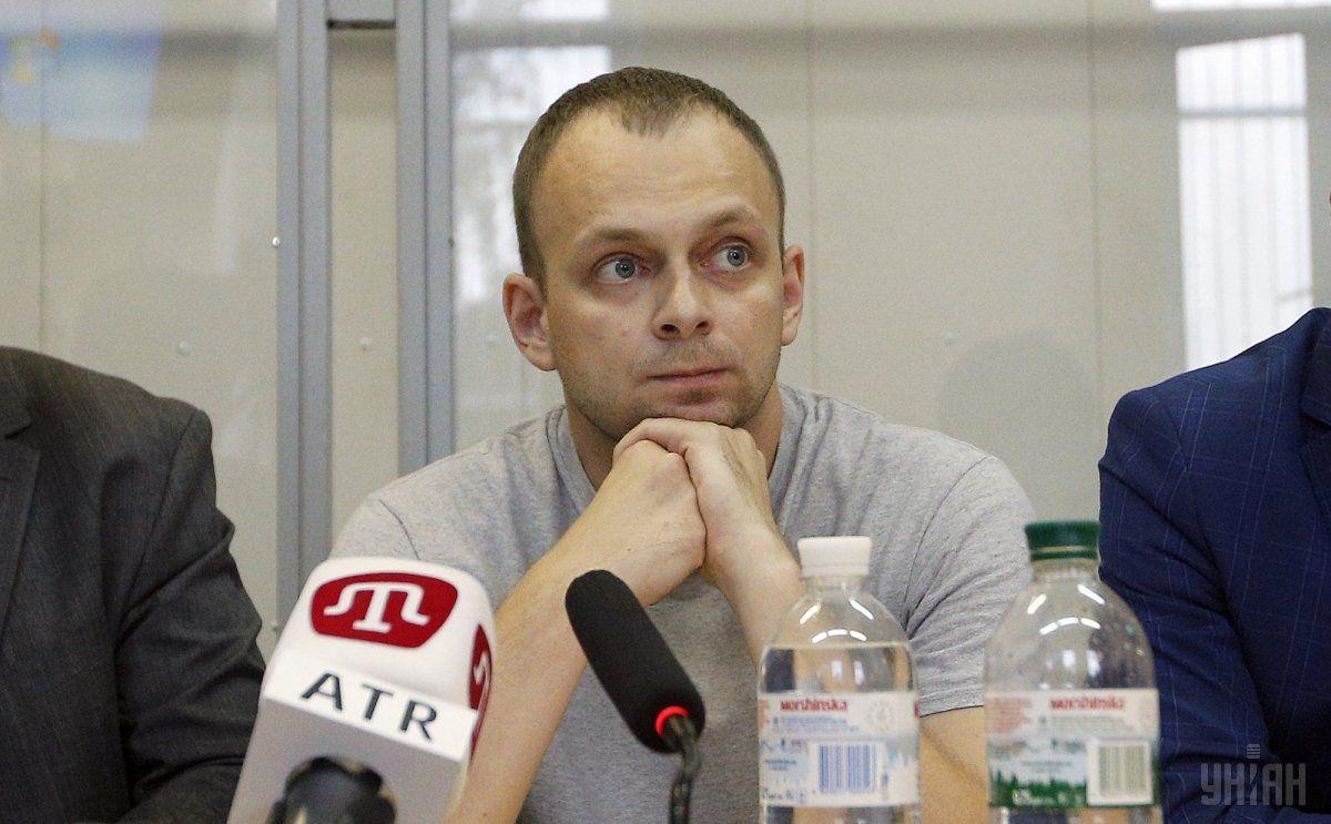 Дмитрия Суса взяли под стражу / Фото УНИАН