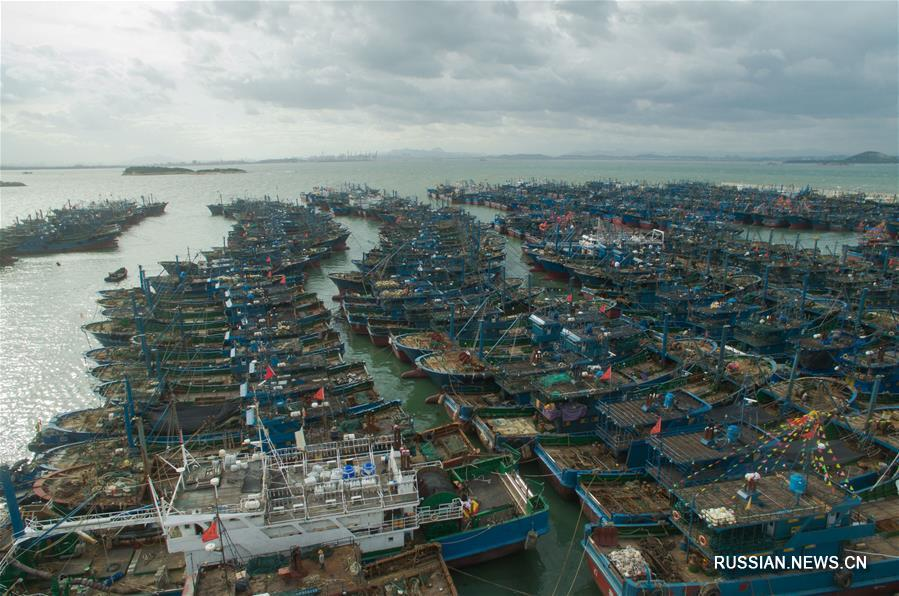 Китаю наближається ще один тайфун -