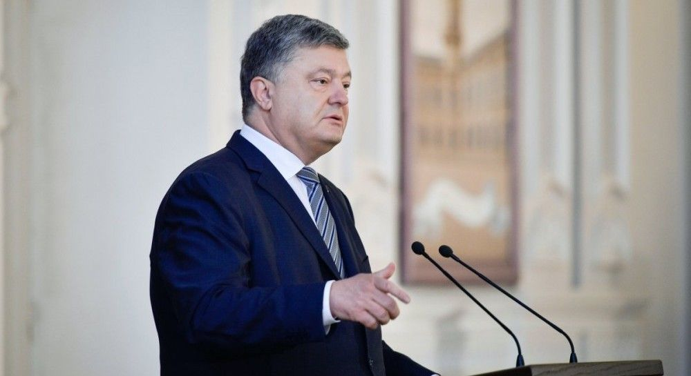 Poroshenko to demand full ceasefire in Donbas at Normandy phone talks on July 24