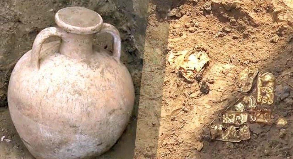 Скифское золото и древняя амфора: какие уникальные артефакты.
