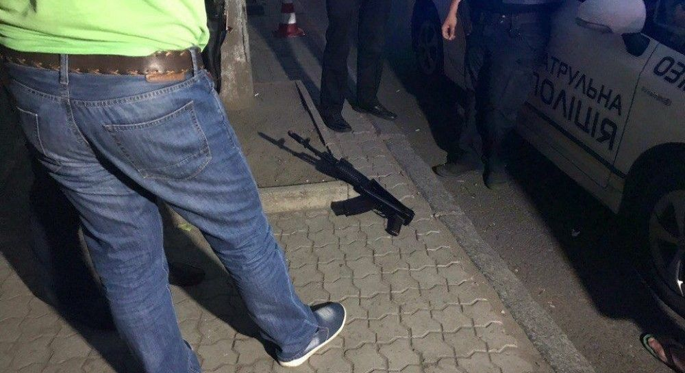 Shooting incident in Dnipro: Two dead, six wounded