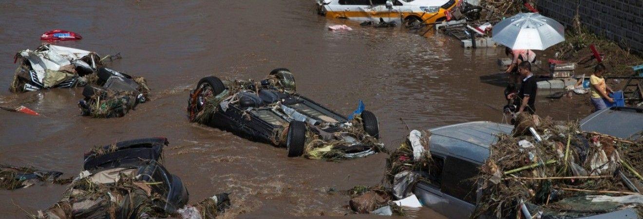 У результаті повені в Китаї загинули 18 людей