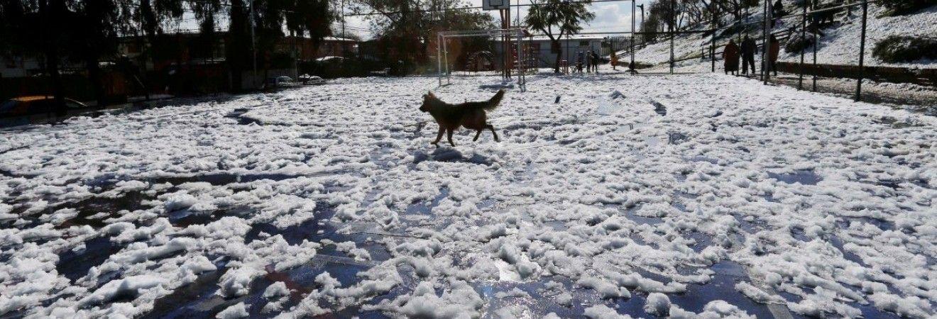 У результаті снігопаду в Чилі загинула людина (відео)