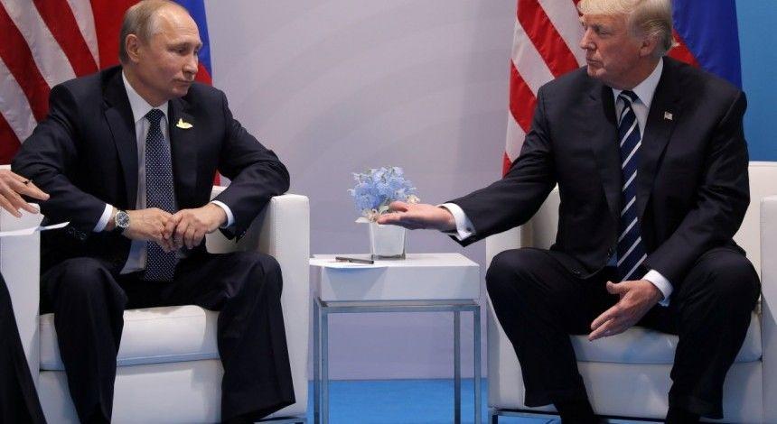 Встреча Трампа с Путиным может состояться «в недалеком будущем» – госсекретарь США