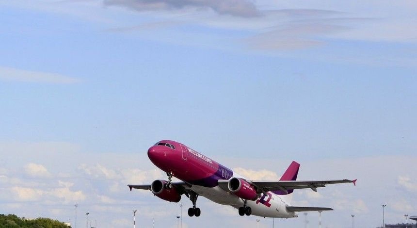 Wizz Air launches flights from Tallinn to Kyiv – media