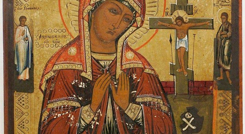 15 липня - день святкування Охтирської ікони Божої Матері