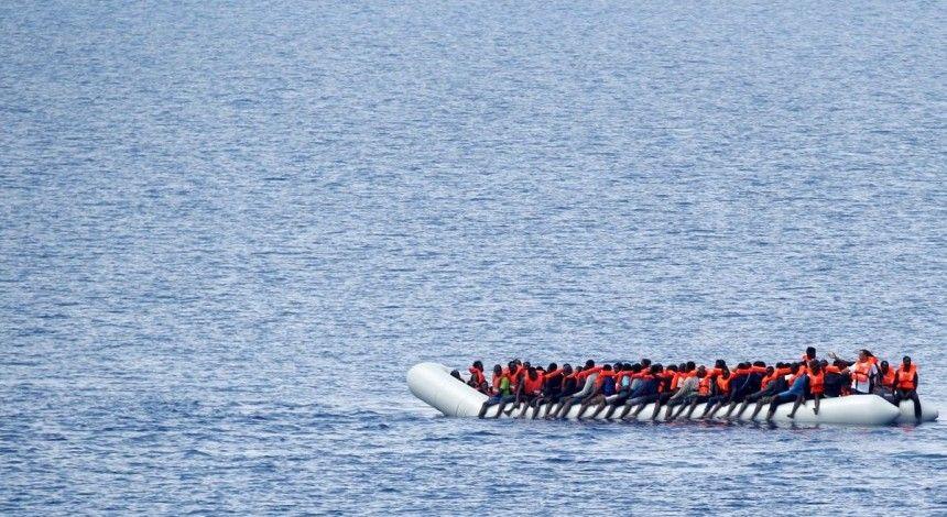 Близько 3 тисяч біженців загинули або пропали безвісти під час спроби потрапити цього року до Європи
