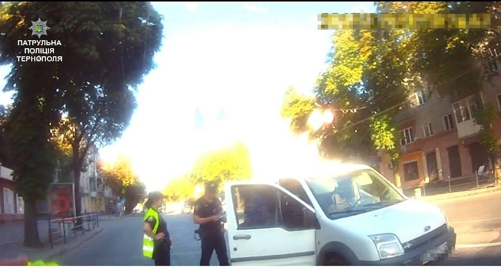 полиция Тернополя