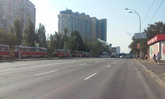 Рух Харківським шосе відновлюється— П.Пантелеєв